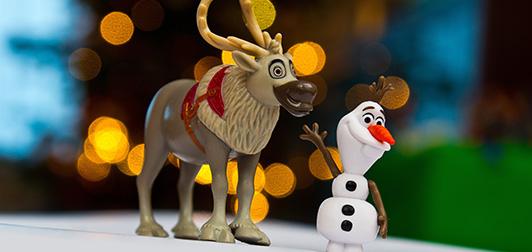 Los regalos Frozen que más triunfan en 2017